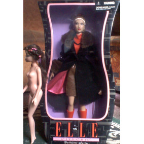Elle La Revista Muneca De 40cms City Chic