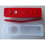 Control Remote Controller Wii Color Rojo (nuevo)