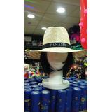 Gorro Sombrero Paja Modelo Panama