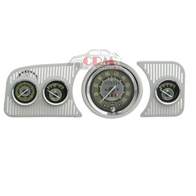 94bfec115a6 Velocimetro Hallmeter Drift Iridium Azul 52mm - Acessórios para ...