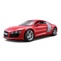 Maisto Audi R8, Escala 1:18, Premiere Edition.