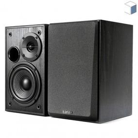 Monitor De Áudio R1100 Edifier 42w Preto 2x 21w Rms