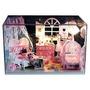 Niños Autoridad Princesa Dollhouse Set De Juego En Un Cubo