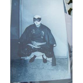 Fotos De Luchadores Enmascarados, Kato Kung Lee