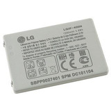 Bateria Lg Lgip 400n Gt540 P500 One Gw280 Envio Promo Cap
