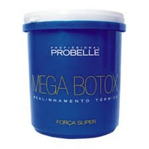 Probelle Mega Botox Realinhamento Térmico - Super 1000g