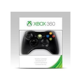 Controle Xbox360 Wireless Original Microsoft