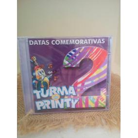 Cd Aliança Turma Do Printy 2 Datas Comemorativas