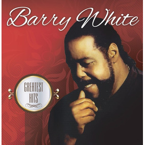 Barry White - Greatest Hits Vinilo Nuevo Y Sellado
