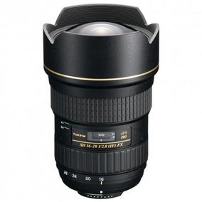 Lentes Tokina X16-28profx 16-28mm F/2.8 Para Nikon/canon