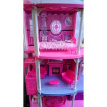 Barbie Muñeca Townhouse Juguete Juego Casas Mattel Niñas Se
