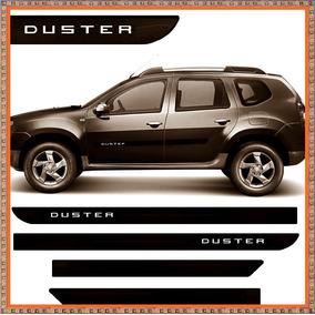 Friso Lateral Personalizado Renaut Duster 2014 E 2015