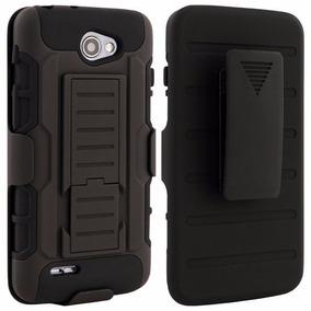 Funda Protector 3 En 1 Uso Rudo Resistente Lg K5 / Q6 X220g