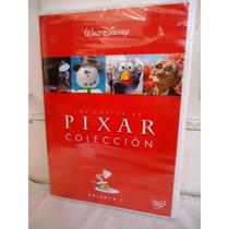 Los Cortos De Disney Pixar Volumen 1 En Dvd