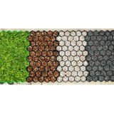 Deck Plastico En Paneles Apto Vehiculos Cesped Piedras Piso