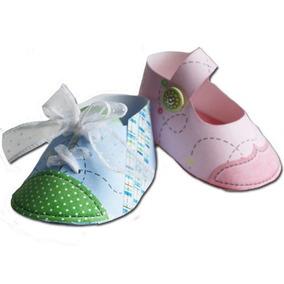 Baby Zapatitos Imprimibles 30 Diseños Niño Y Niña Recuerdito