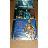 Videos De Michael Jackson Pack De 3 Dvds Originales Y Nuevos