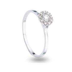 Vivara Anel Diamante Solitário
