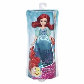 Boneca Hasbro Princesa Clássica Ariel Altura 35 Cm