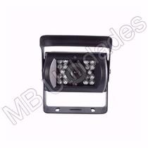 4 Mini Camera 18 Leds 1200 Linhas Prova D Agua Visão Noturna