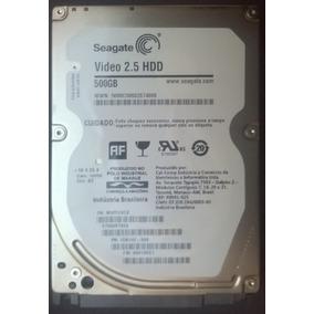 Disco Duro Interno 2.5 Seagate 500gb Slim Sata Laptop