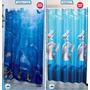 Cortina Para Baño De Delfines Concord