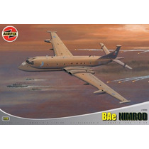 Airfix A Escala 172 Kit De Hawker Siddeley Nimrod Bae Mr-2p