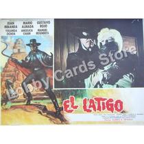 Lobby Cards, Carteles, Juan Miranda,peliculas