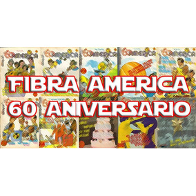 Fibra America 10 Revistas .pdf Conmemorativas 60 Aniversario