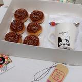 Desayuno Regalo Taza Cupcakes Tazas Diseño Myv Pastelería