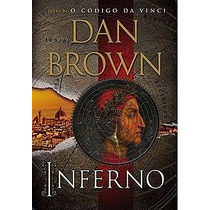 Livro Inferno Dan Brown Original Fisico Novo