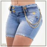 Bermuda Jeans Pitbull Original