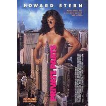 Howard Stern Partes Privadas Vhs (sellado De Fabrica)