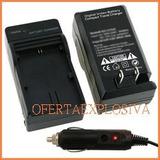 Cargador Bateria Np-fh50 Video Camara Sony Dcr-hc26 Hc28