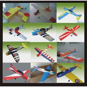 Kit Para Montar Aeromodelos De 1,00 De Asa, Anuncio 4 Kits