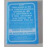 Ley Organica De La Contraloria General De La Republica Mayor