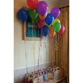 Inflamos Globos Con Helio Baratos En El Df Infantiles Fiesta