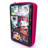 Cartuchera 2 Pisos Tapas Lata Monster High Orig. Mundo Team