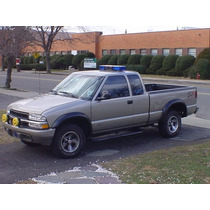 Jgo. De Cantoneras Chevrolet S-10, Gmc Sonoma (94-03)