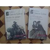 Donceles Clásicos. Federico García Lorca. Lote. Envío Gratis