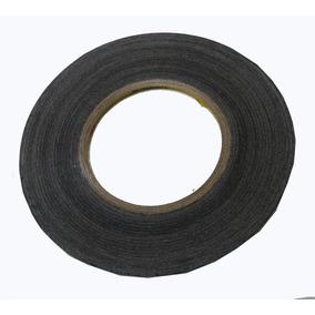 Adhesivo Doble Cara 50 Mts Rollo Cinta 3m 2mm Negro
