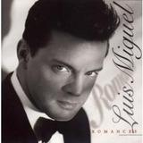 Cd Romances, Luis Miguel (discos En Buen Estado)
