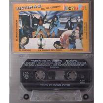 Audio Cassette Victimas Del Doctor Cerebro, Tecnopal