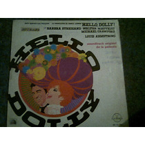 Disco Acetato De Soundtrack De Hello Dolly