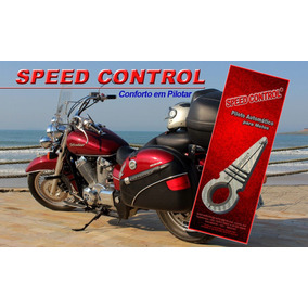 Piloto Automático Speed Control - Acessório Para Motos