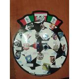 Pines Metálicos Fútbol Liga Italiana