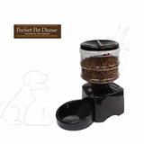 Alimentador Automático Mascotas Perros Y Gatos Pethome