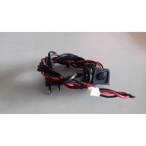 Botão Liga/desliga Tv Semp Toshiba Lc4245w