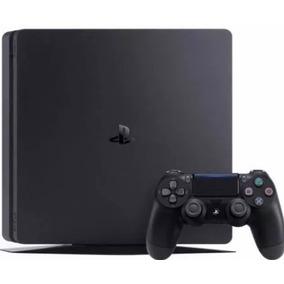 Ps4 500gb Slim Playstation 4 Play 4 Sony -- Novo Modelo Slim