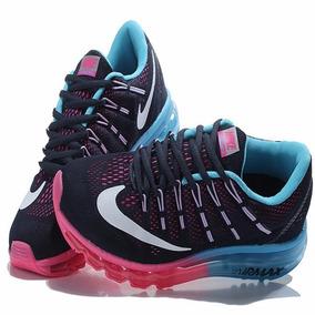 Tênis Nike Airmax Flyknit Premium Feminino Lançamento 2017